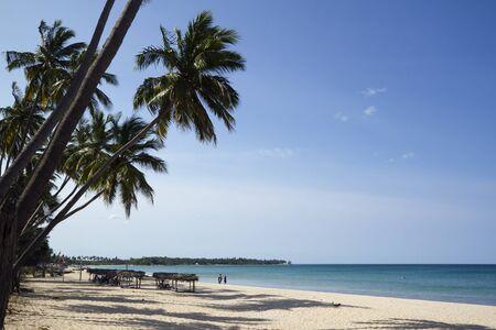 wonderful beach, Uppuveli, Sri Lanka Reklamní fotografie - 37965070