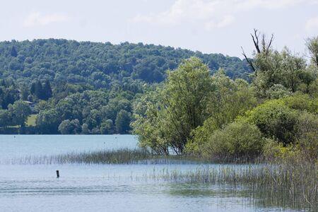 jura: Lac de Chalain, Jura, France