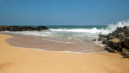 tangalle: paradise beach in Tangalle, Sri Lanka