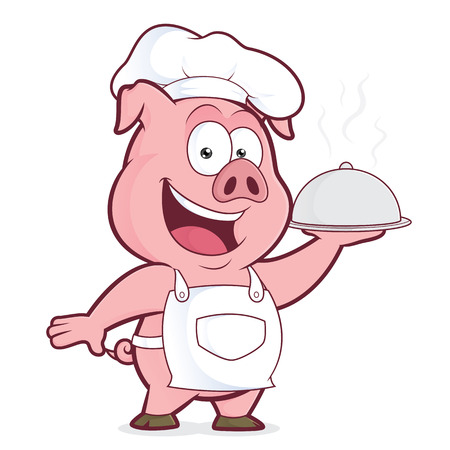 chef de explotación porcina cloche plata