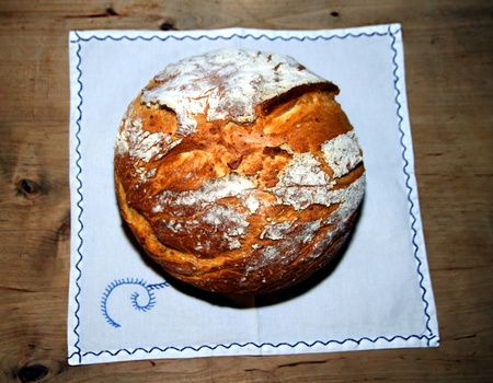 boulangerie: Homemade bread
