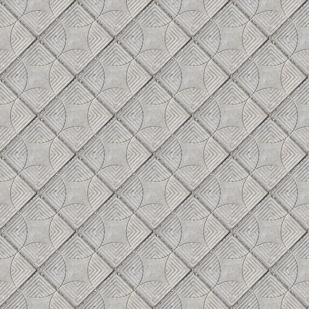Abstract seamless pattern for designers with concrete causeway road