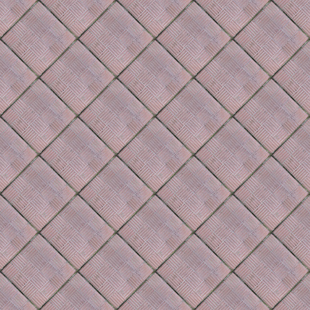 Abstract seamless pattern for designers with concrete causeway road from cement