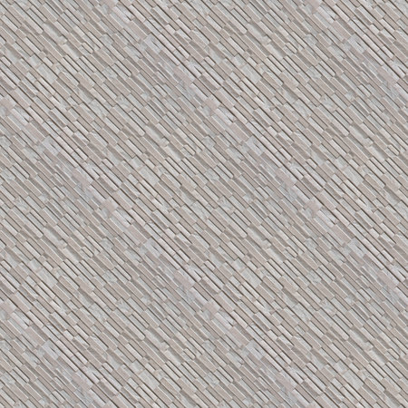 Seamless pattern with grey plastic wall panels of the original squared form Stock Photo