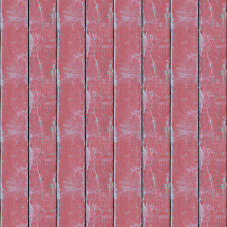 Abstract seamless pattern for designers with wooden red paint stain plank
