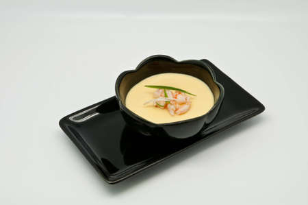 Chinese Steam egg photo