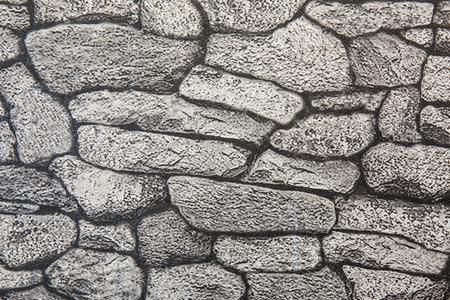 Achtergrond textuur van de stenen muur papier