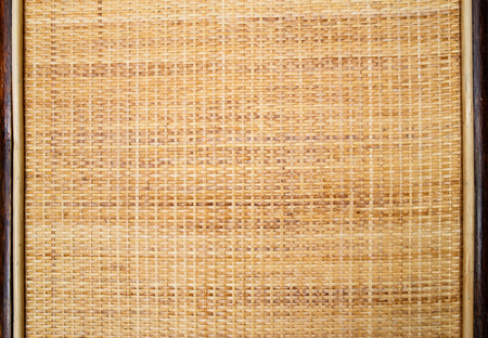 rattan: woven rattan with natural patterns background