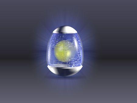 hight: hight technology Easter egg