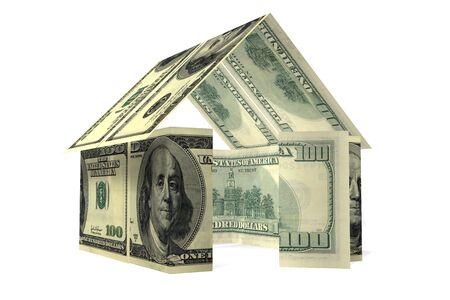 investment real state: Conceptual 3D prestados por la casa de d�lares