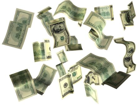Bank note of United States dollars Stock Photo - 3798303
