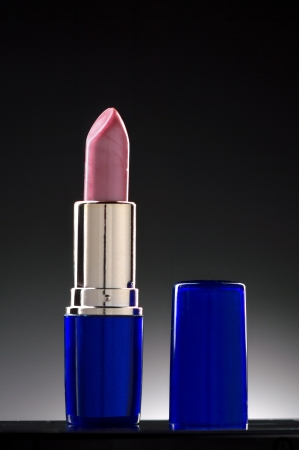 Multi-colored lipstick photo