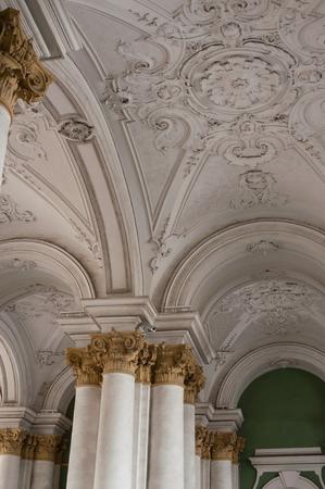 colonade: Ceiling details