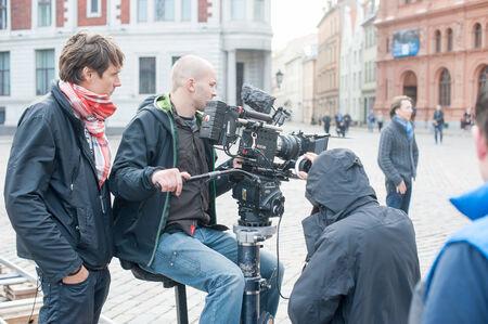 filmmaker: Film making
