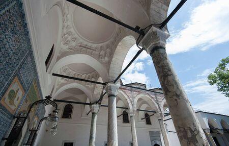 Mosque, Istanbul, Turkey