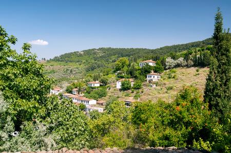 Izmir Province village Sirince, Ephesus Region, Turkey