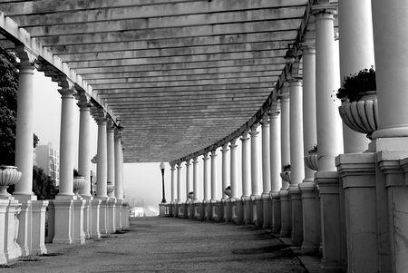 Pergola Monument in Porto, Portugal 版權商用圖片 - 3449923