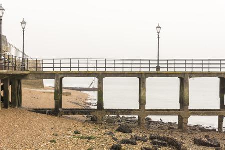 Pier Bridge in Portsmouth