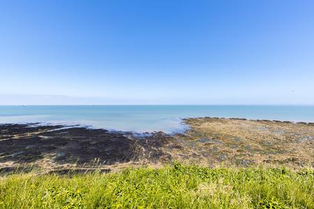 Botany Bay sea view, Kent, UK