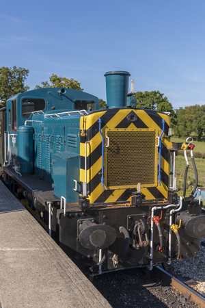 Diesel Engine Train