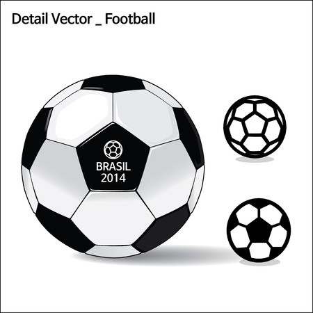 the detail: Detail vector - Football