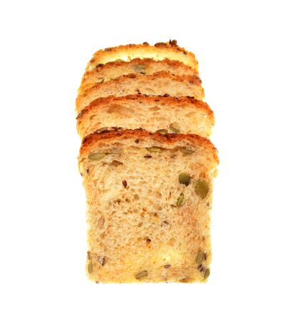Isolate cereal bread
