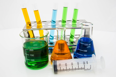 Chemical, Science, Laboratory, Test Tube, Laboratory Equipment photo