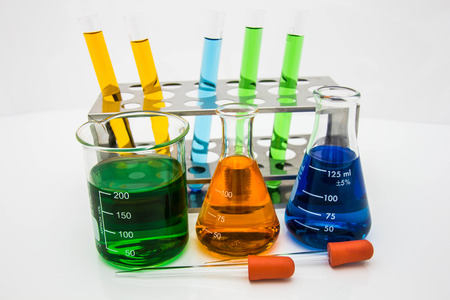 educational material: Chemical, Science, Laboratory, Test Tube, Laboratory Equipment
