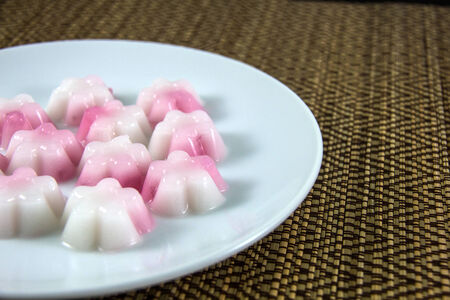 Coconut jellies photo