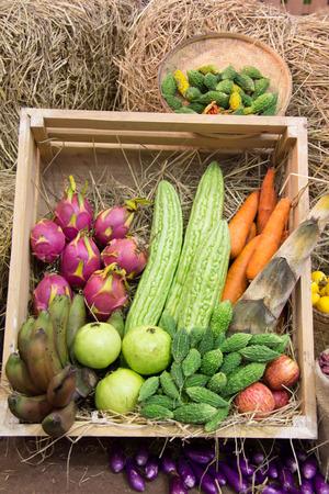 bodegones: Frutas y hortalizas  Foto de archivo