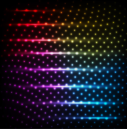 tron: abstract shine background
