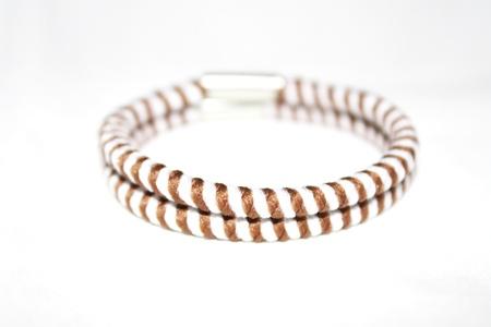 hairband: hair-band isolated on  white background Stock Photo