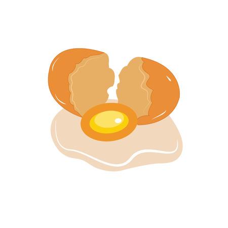 eggshell: closeup, isolated, eggshell