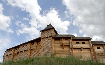 heritage protection: Protective fortification. Historical museum of Ukraine.