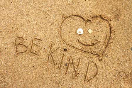 Message Be Kind!