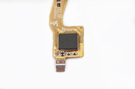 A flexed printed circuit board (FPC), electronic connector