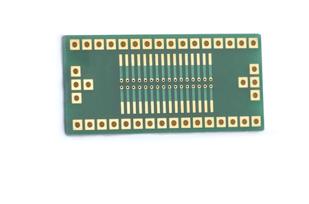 Adapter SMD, DIP on white background