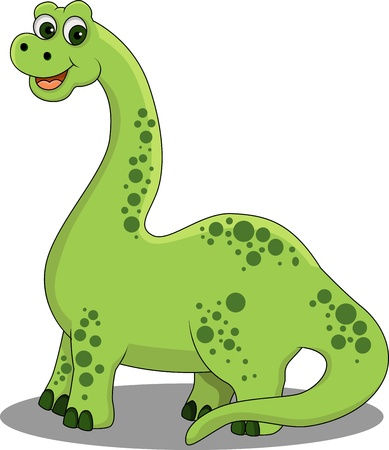 herbivore: Dinosaur cartoon