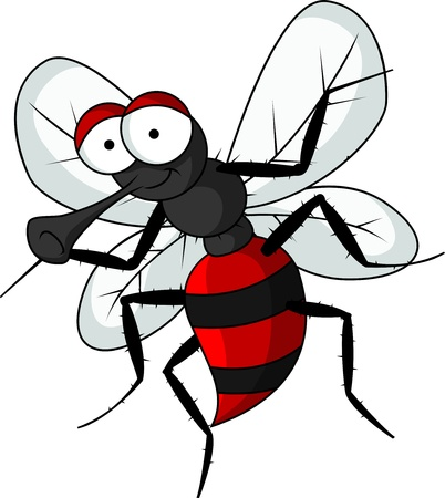malaria: комара мультфильмов