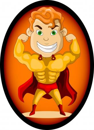 streaking: strong hero