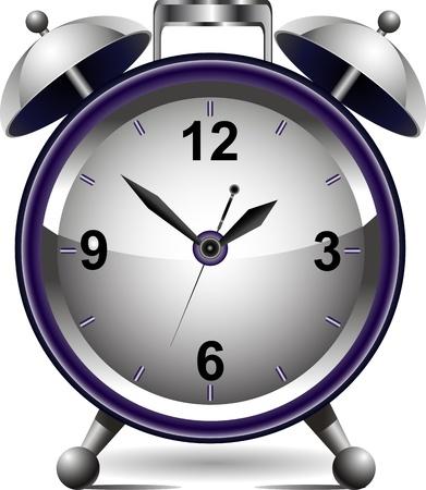 day and night: alarm clock