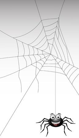 cobweb: spider web illustration for you design