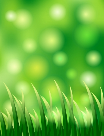 grass background for you design Stock Vector - 17106695