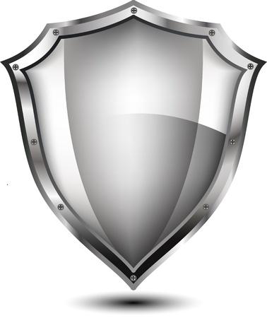 shield vector for you design Stock Illustratie