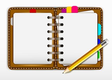 notitieblok voor u ontwerpen