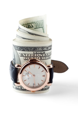 Watch dressed to dollar roll