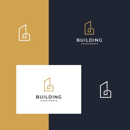 building inspirational  designs with line designs