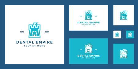 Dental Empire design inspiration Ilustração
