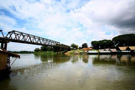lao: La rivi�re de Lao.