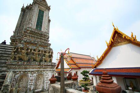 Dawn Temple